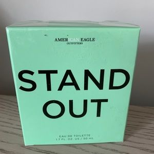 American Eagle Outfitters Other - 🇺🇸 American Eagle STAND OUT Fragrance AEO